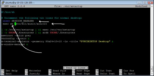open source erp edit vnc server config file-resized-600